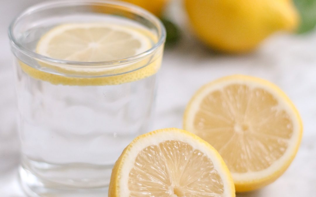 is lemon water good for you