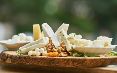 The Healthiest Cheeses To Include A Balanced Diet